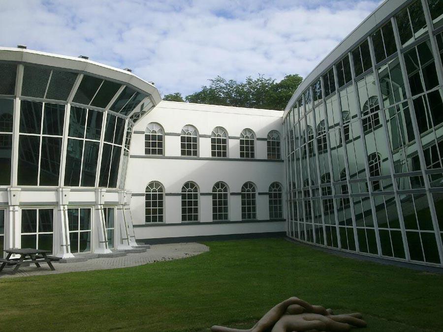 Renovatie voormalige zilverfabriek, Voorschoten_Amex