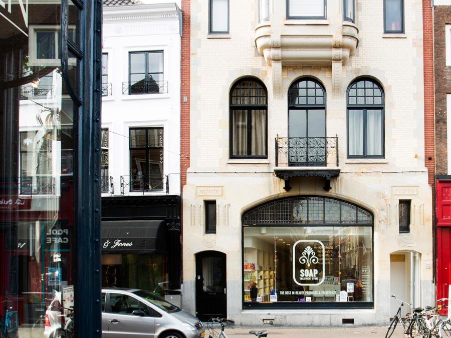 Appartementen Noordeinde, Den Haag_1