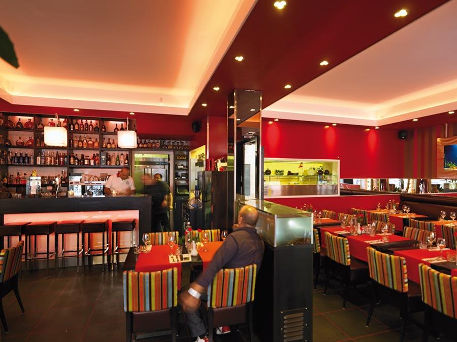 Ibiza Club en restaurant, Amsterdam_3