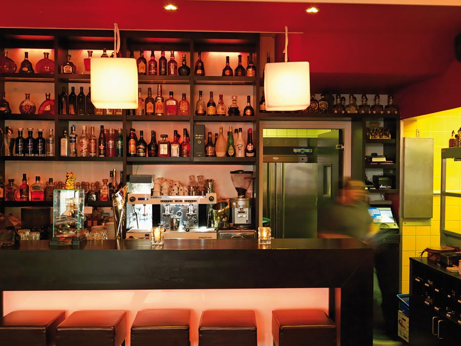 Ibiza Club en restaurant, Amsterdam_9