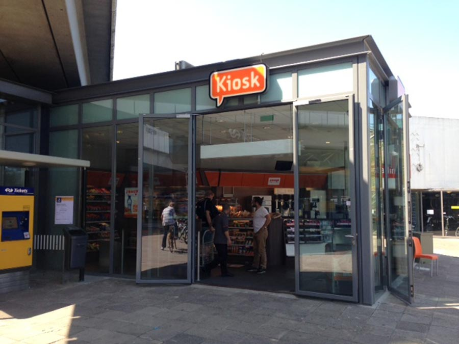 Kiosk Station Rai_Amsterdam_1