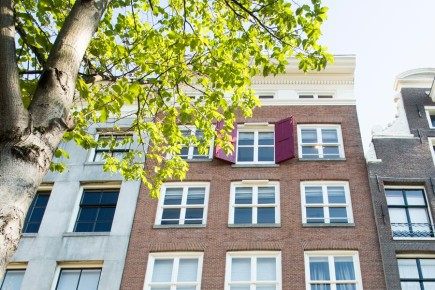 Verbouwing appartementen Keizersgracht, Amsterdam_1
