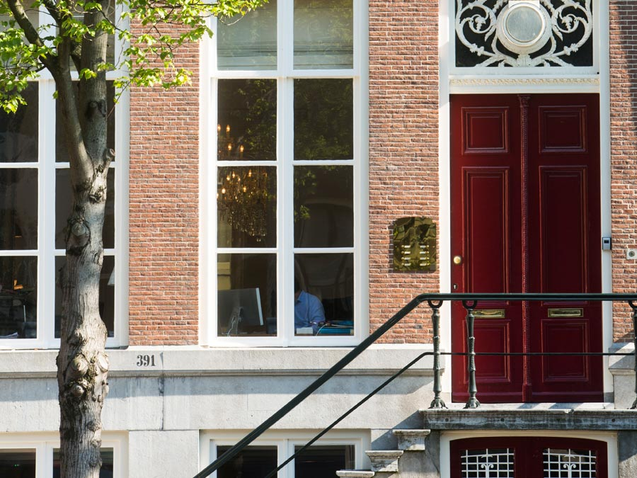 Verbouwing appartementen Keizersgracht, Amsterdam_3