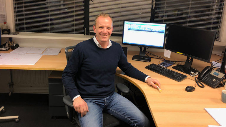 Nieuwe collega: Martijn van der Klugt