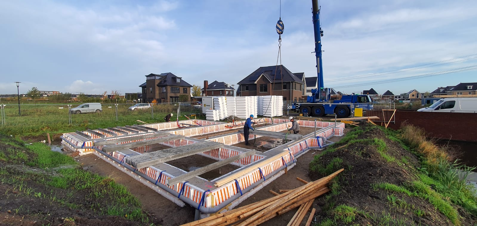 Nieuwbouw villa, Papendrecht