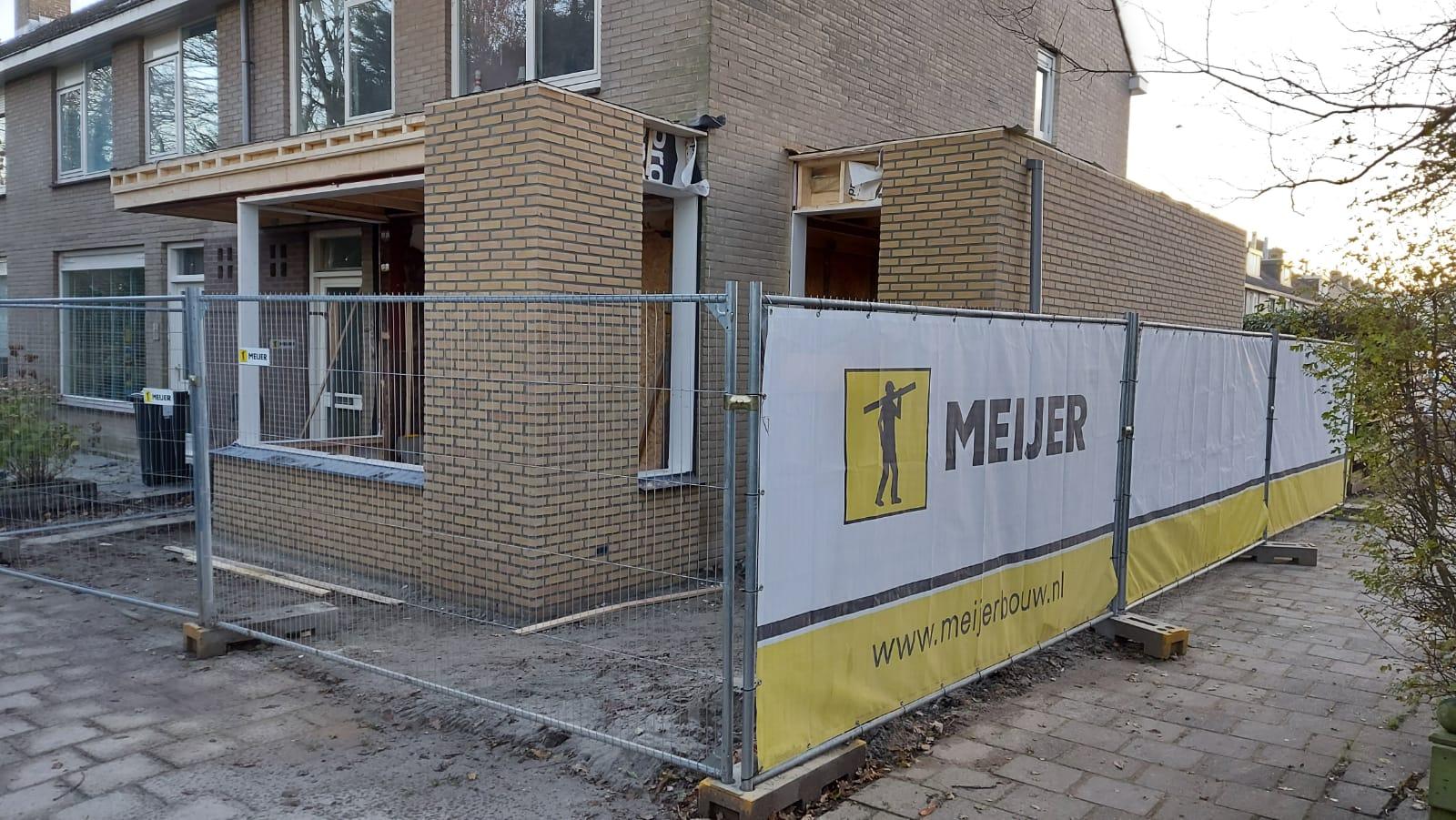 Uitbreiding woning Sassenheim