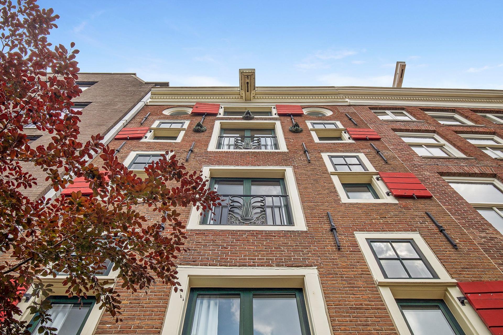 Verbouwing Prinsengracht, Amsterdam