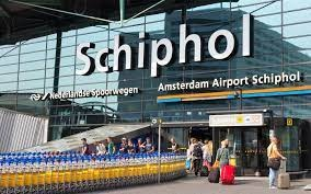 Spaces Conference Schiphol Airport Terminal 1